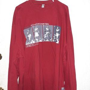 Fubu Muhammad Ali long sleeve shirt xxxl